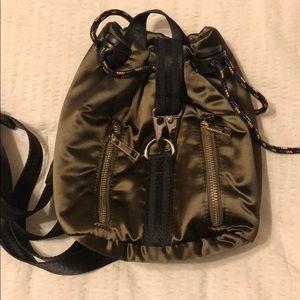 NWOT Zara mini backpack